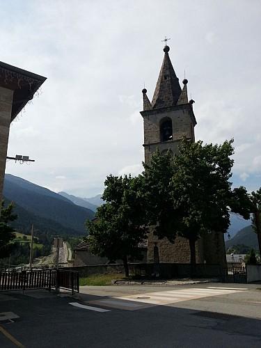 église de Solliéres