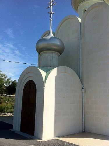 Eglise Orthodoxe de Doumérac