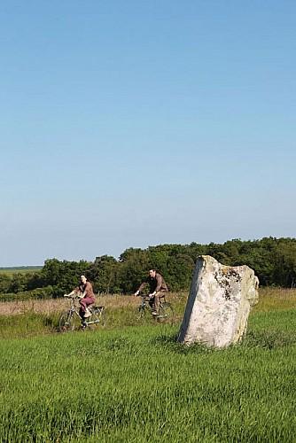 Circuit des mégalithes à vélo