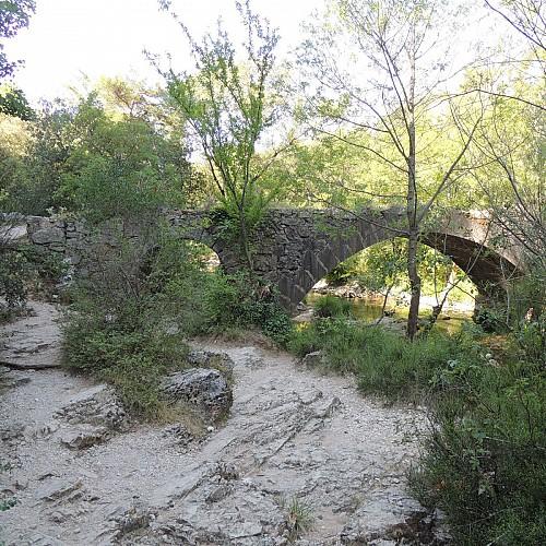 Pont sur le Carami