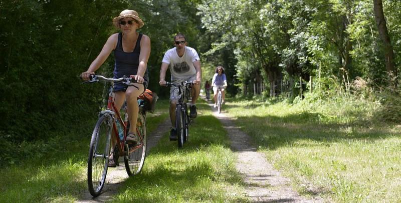Balade en vélo dans le Marais poitevin