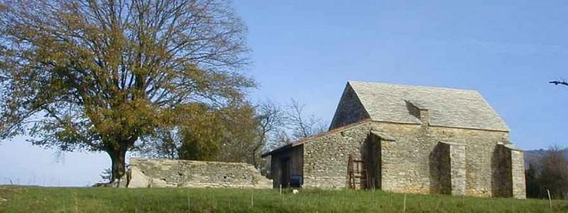 Le sentier des chapelles n°6