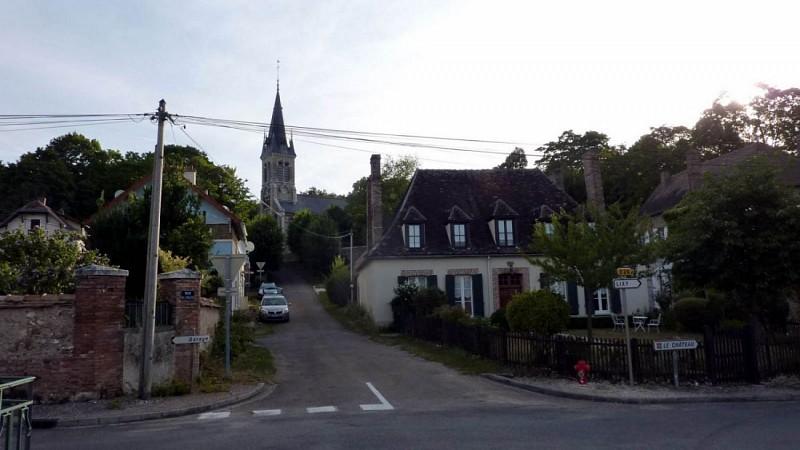 De Vallery à Dollot en suivant l'Orvanne