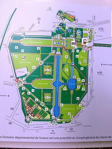 Coulée verte du Sud parisien et Parc de Sceaux