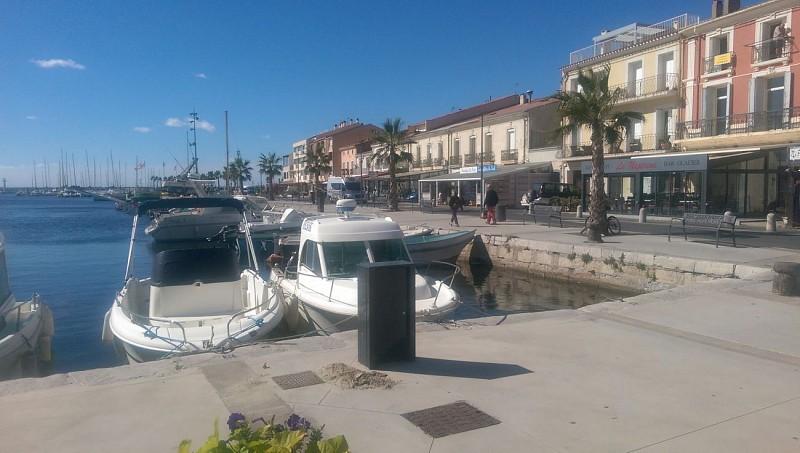 FR - A la découverte du Port de Mèze