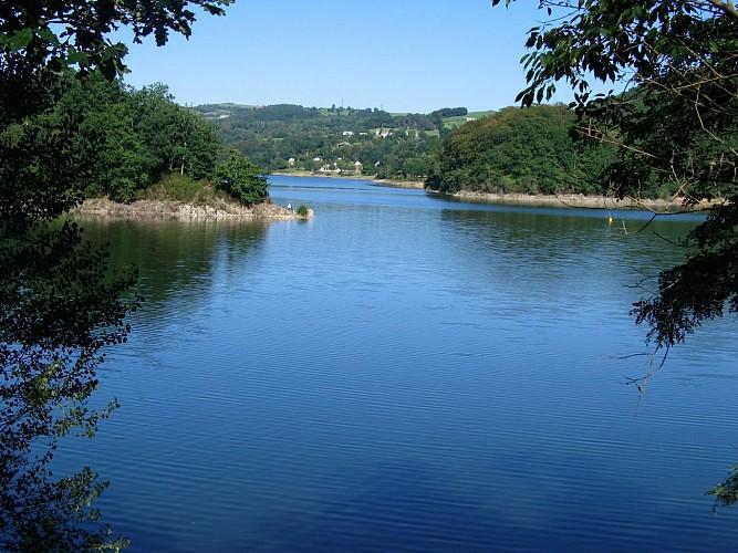 Circuit Cyclo 3 - Les lacs de la Viadène