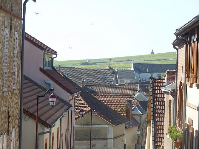 Parcours historique d'Oger