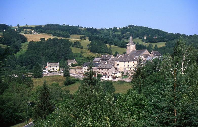 Circuit Cyclo 10 - Pleins de beaux villages au départ d'Entraygues
