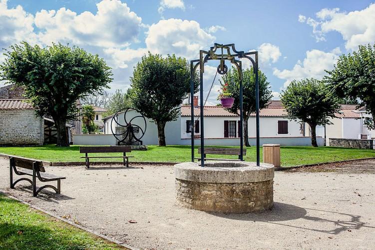 Sentiers des Trois Villages - N°8