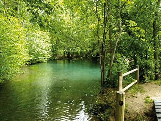 La Loire à vélo - Tavers / St-Hilaire-St-Mesmin