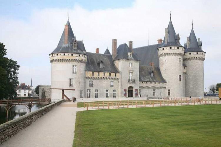 Loire à vélo - Sully-sur-Loire - Briare