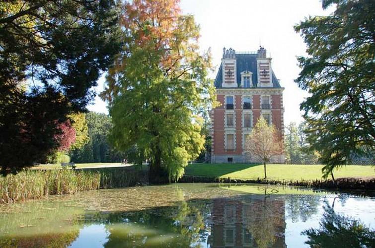 Boucle en forêt d'Orléans (voie verte)