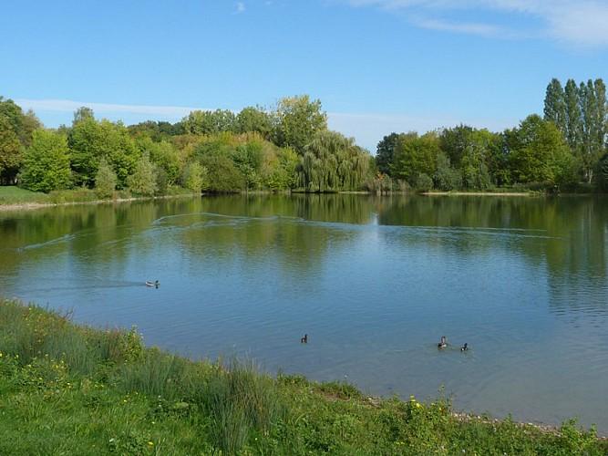 Lac de Chalette