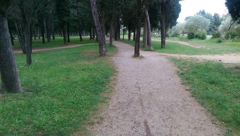 FR - Parcours santé des trois pins à Lunel