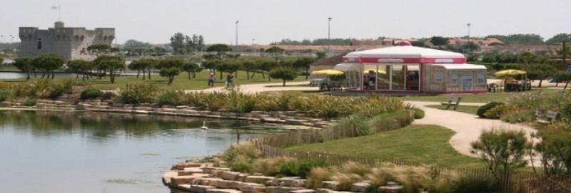 FR - Parc du Levant à Palavas les flots
