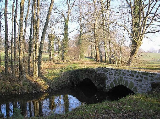 N°24 Le Pont Romain de Crûme