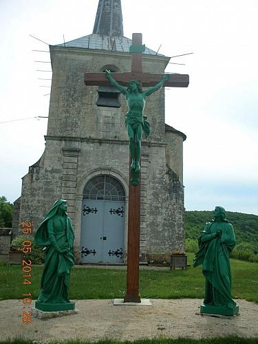 Eglise de Voutenay/Cure