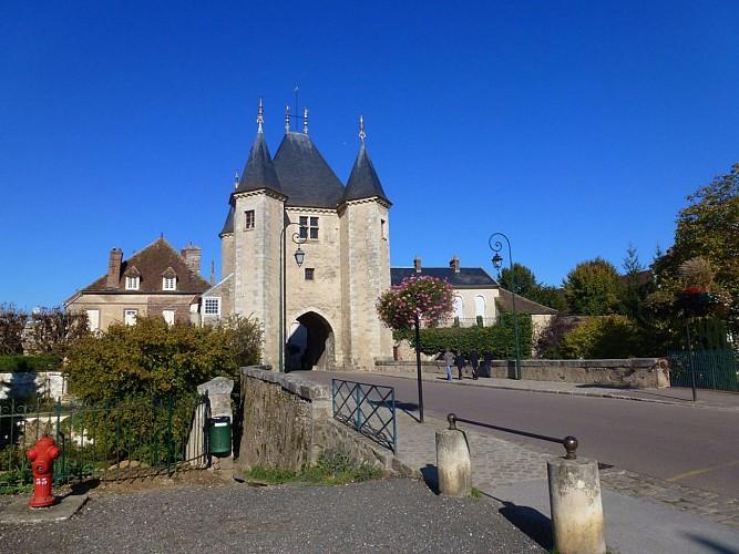 Portes de Villeneuve Sur Yonne