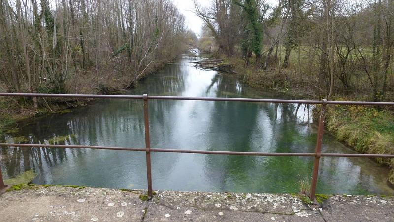 Rivière de Druyes