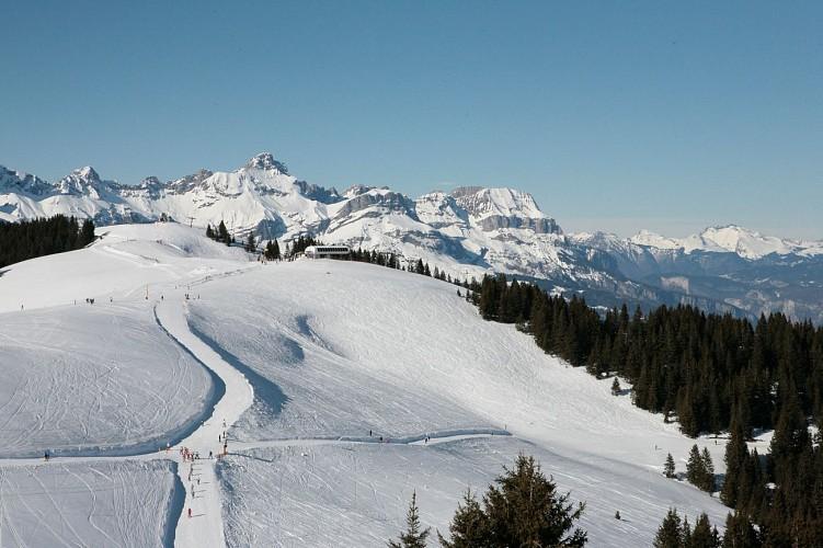 sentier Rochebrune