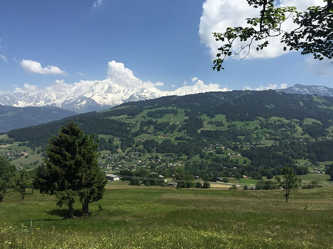 Hiking : Chalet de la vieille