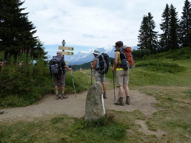 Hiking : Jaillet Pass - Petit Croisse Baulet