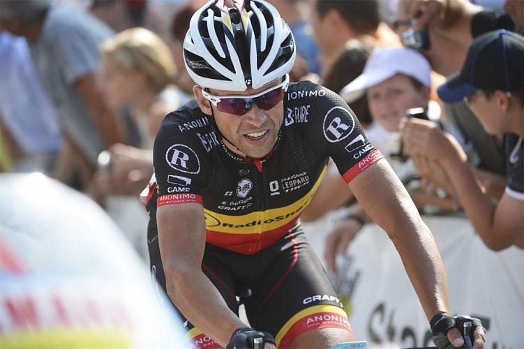 Boucle du championnat de Belgique 2013