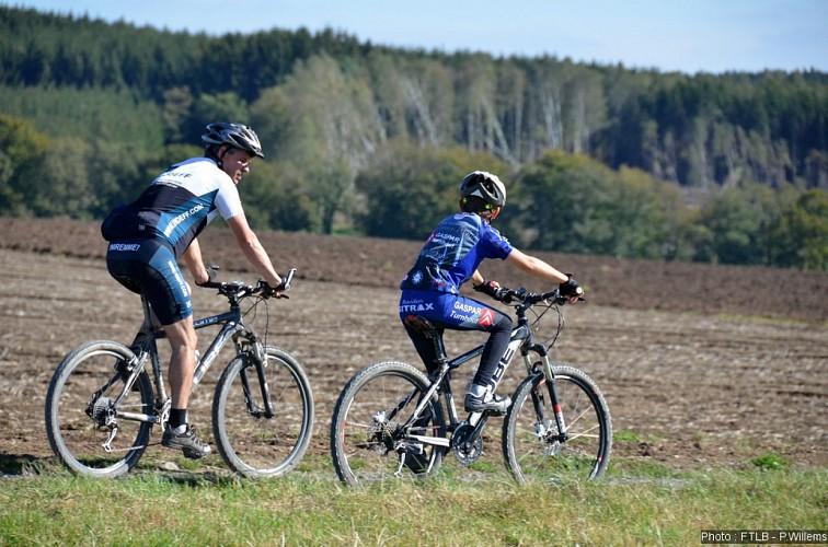 La Roche-en-Ardenne - Mountainbike 1
