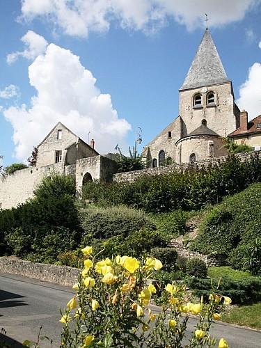Yèvre-le-Châtel et les trois vallées