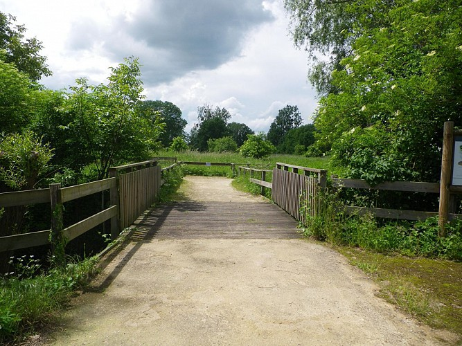 Villemandeur : Parc naturel départemental du Puiseaux et du Vernisson