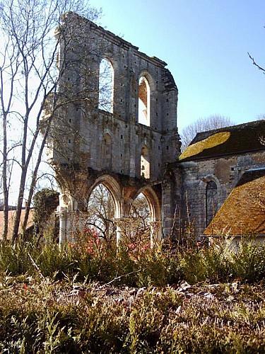 Parcours marche chemin de l 39 abbaye de fontainejean - Office du tourisme bourg saint maurice ...