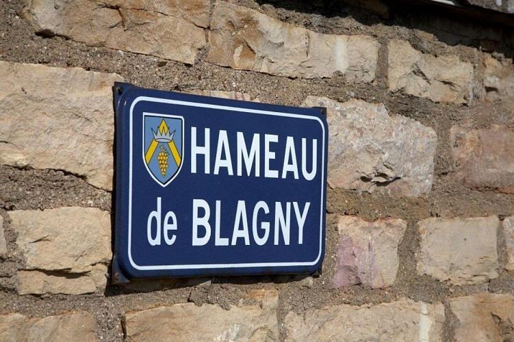 le Hameau de Blagny