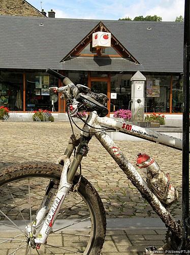 Houffalize, capitale belge du VTT (Circuit  2 de la MT Houffalize - La Roche)
