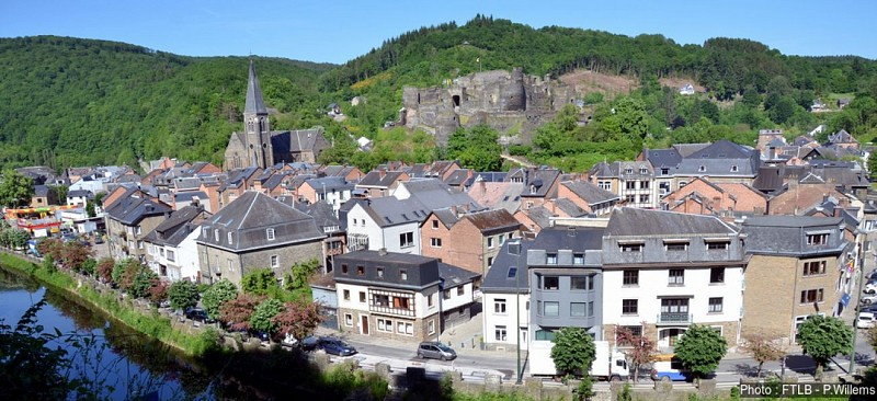 La Petite Crique, toute l'année autour de La Roche-en-Ardenne...