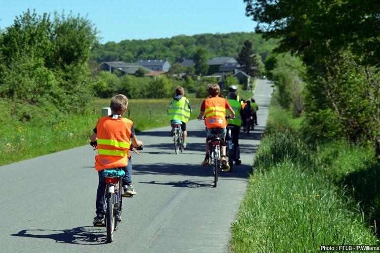 Les Mégalithes (Famenne à Vélo - variante 1)