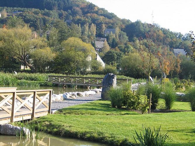 Circuit cyclotouristique 'Via le Fourneau Saint-Michel'