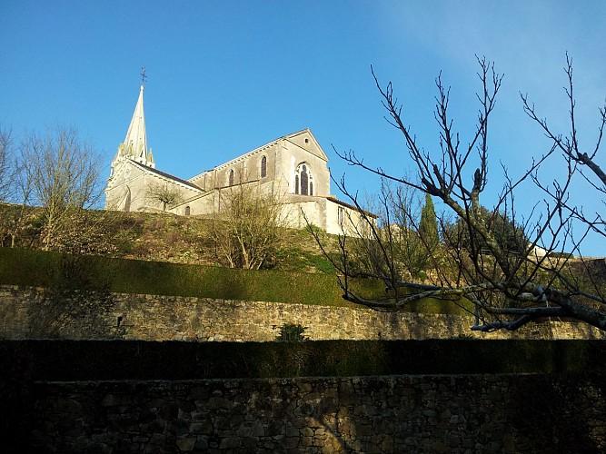 Beaulieu-sous-la-Roche à Brem-sur-Mer - Etape 1
