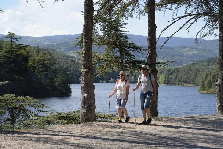 Randonnée au lac du Ternay