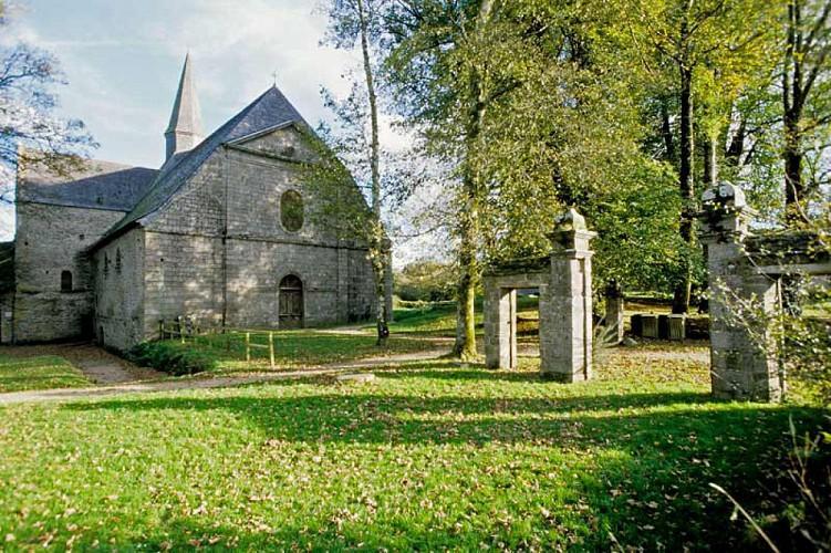 La balade de l'Abbaye du Relecq - Plounéour-Ménez