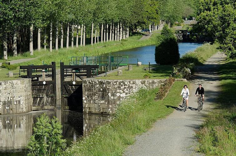 V8 - Saint-Brieuc >> Lorient - 175km - Itinérance Bretagne -