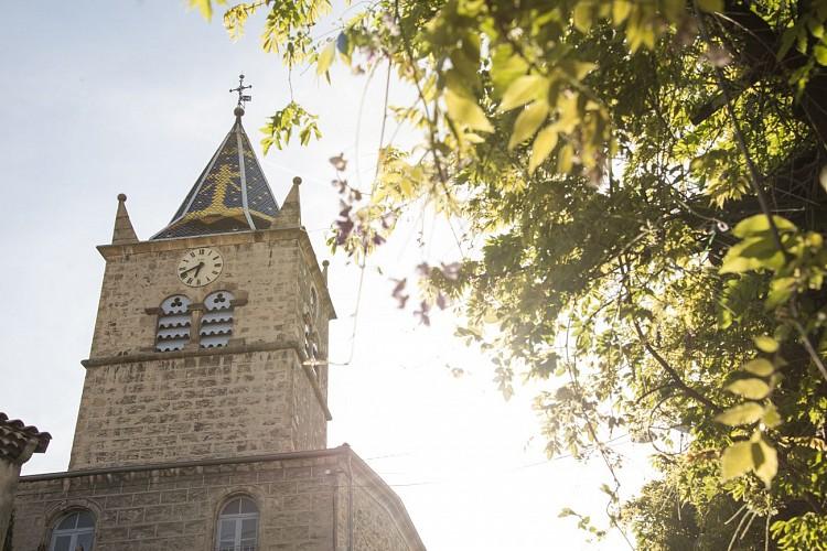 Le village de Saint-Cyr