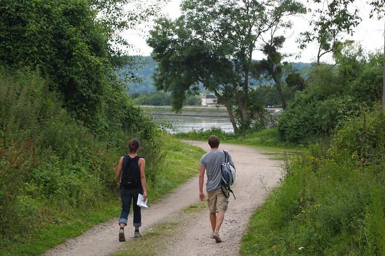 De Yainville à Jumièges