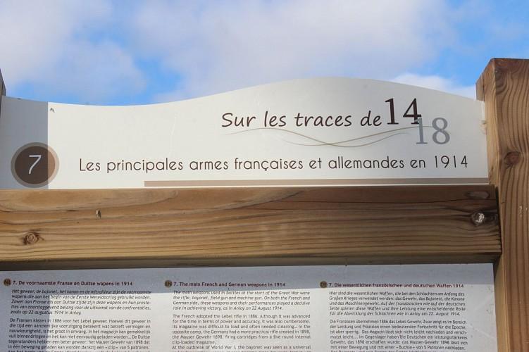"""Circuit découverte """"Traces & Mémoires"""""""