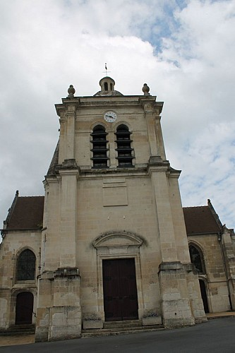 Eglise de Tracy-le-Mont