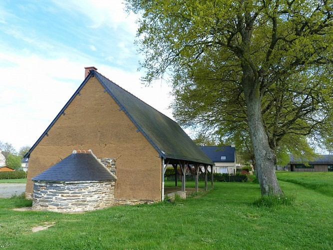 Saint-Aubin-du-Pavail : Les chemins du Pavail