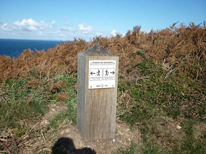 Cap sur la Pointe du Raz - 77 km - 4 jours - itinérance Bretagne