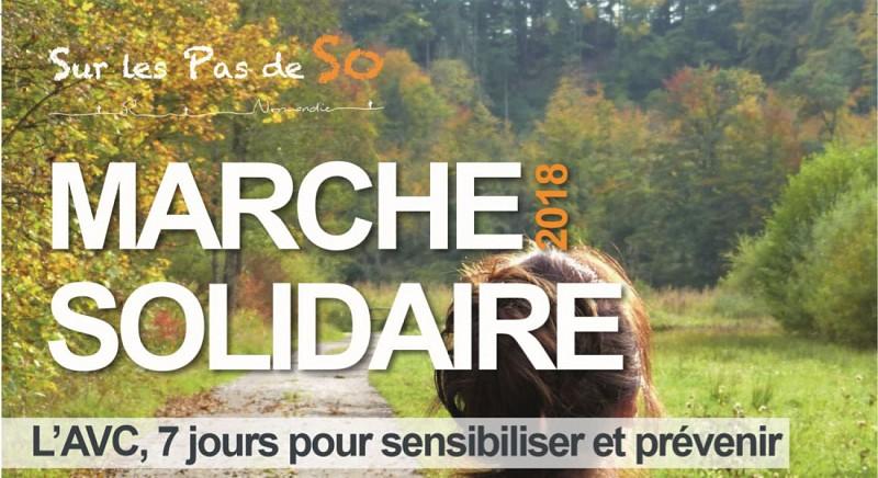 """Etape n°4 Sur les Pas de So """"7 jours pour 7000 maladies rares"""""""