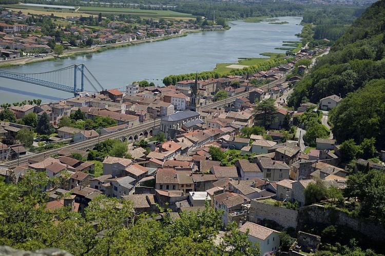 Circuit voiture entre Vivarais et Vallée du Rhône