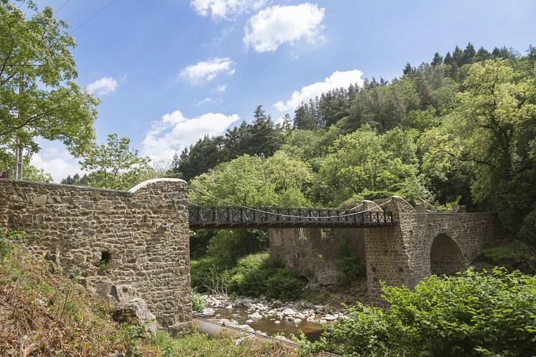 Le Pont de Moulin sur Cance