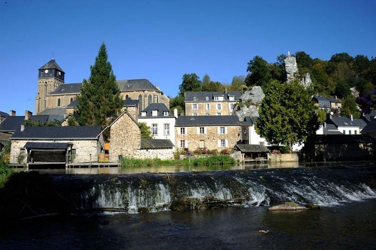 Circuit n°15 : La Vallée d'Authion - Commune de Chailland
